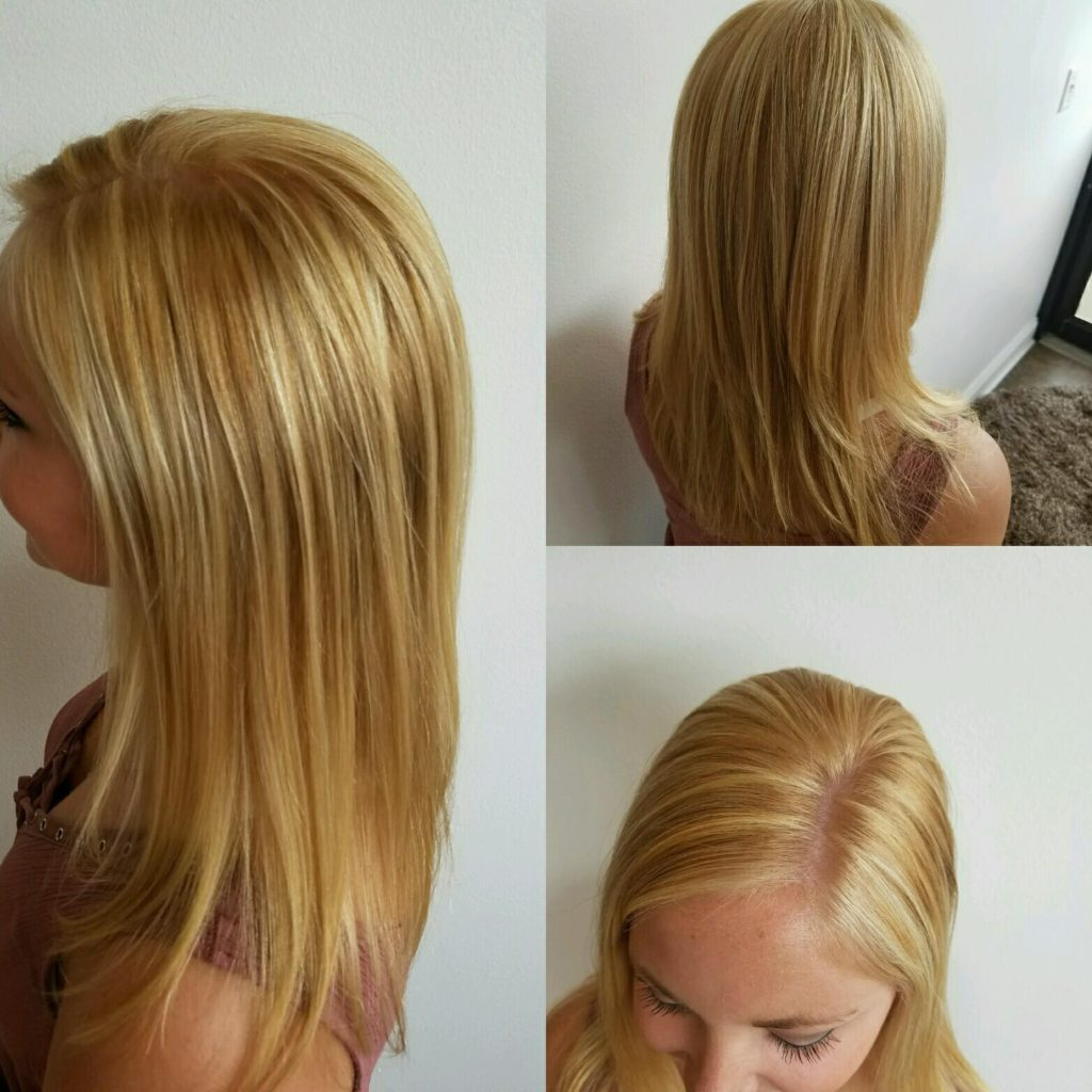 Hair Color For Long Hair